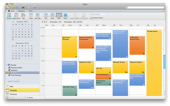 microsoft outlook calendar templates - 4 tips for managing your calendar more effectively
